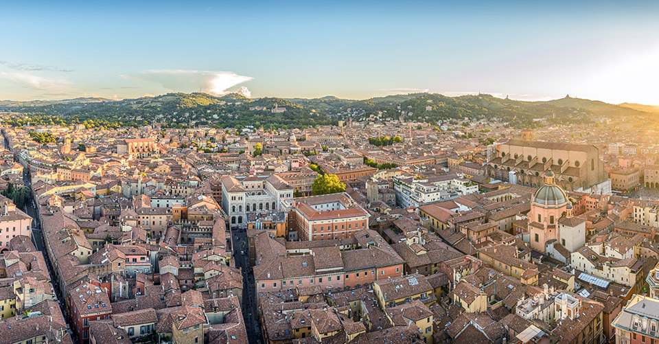 Bologna, Italy - Photo by Felix M. Dorn on Unsplash