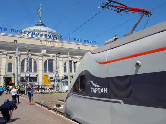Поезд № 764 Маршрут Одесса